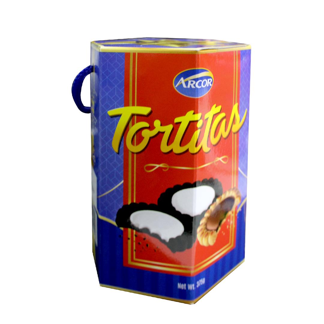 Arcor Tortitas Gift Box 325g