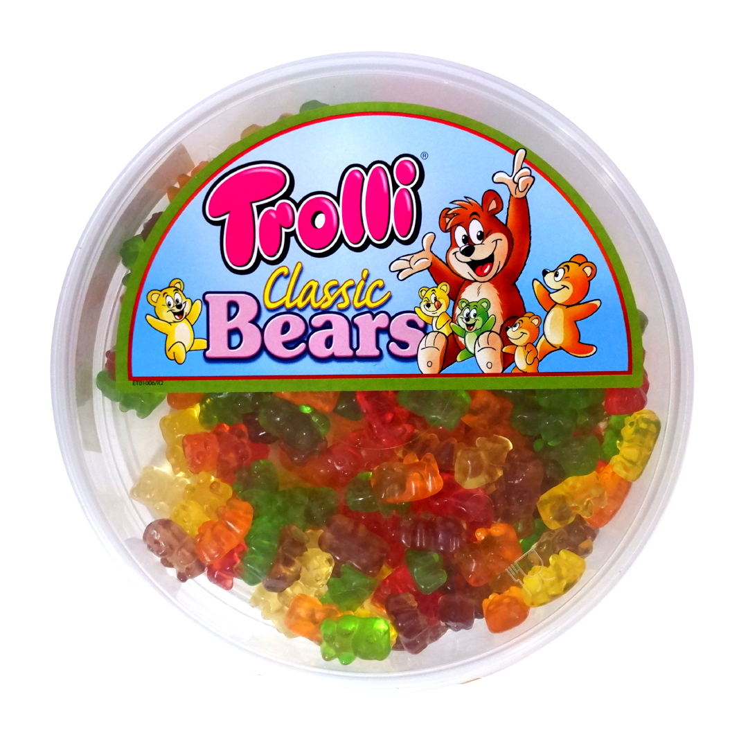 Trolli Classic Bears 500g