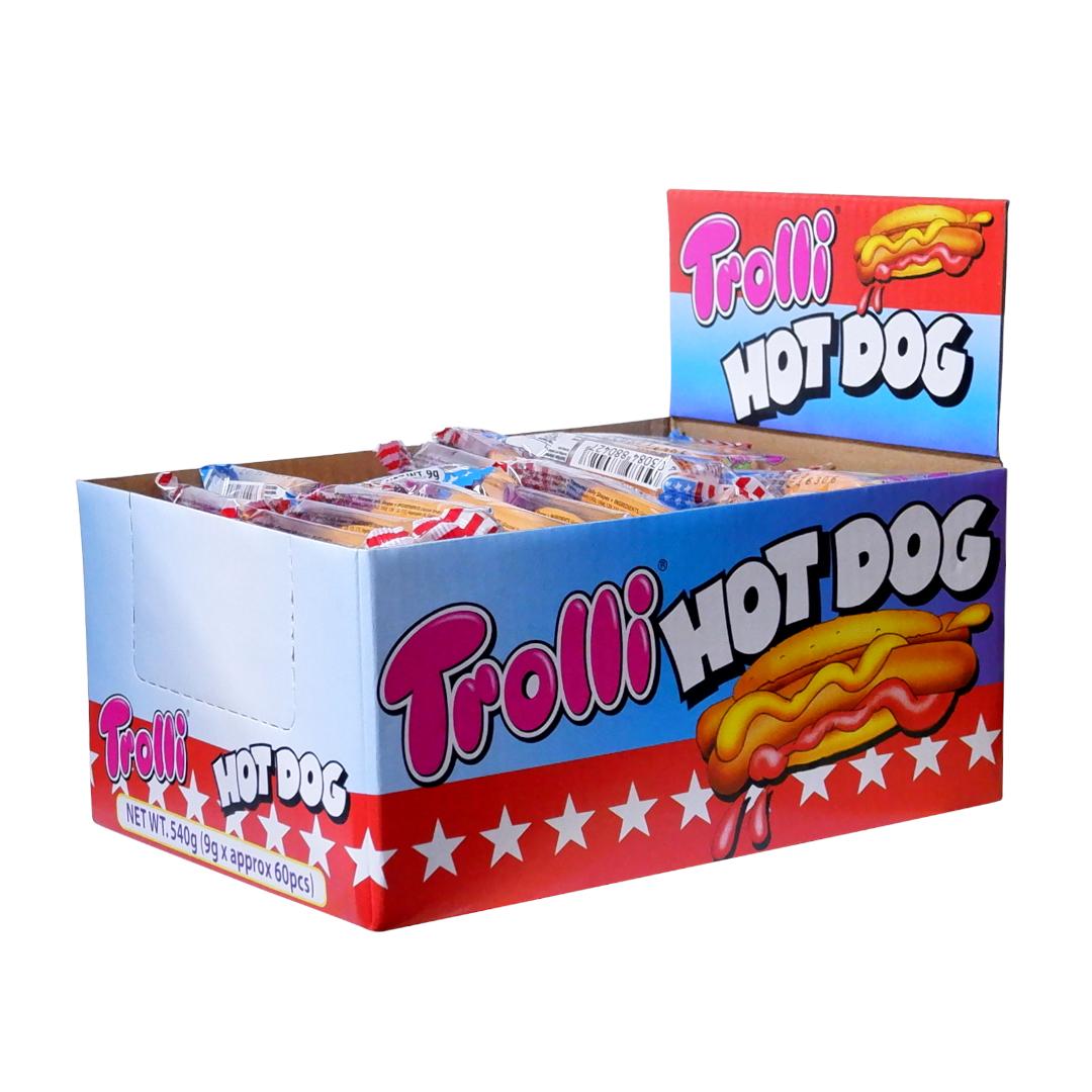 Trolli Hotdog 9g