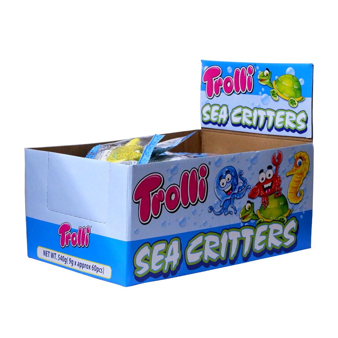 Trolli Sea Critters 9g