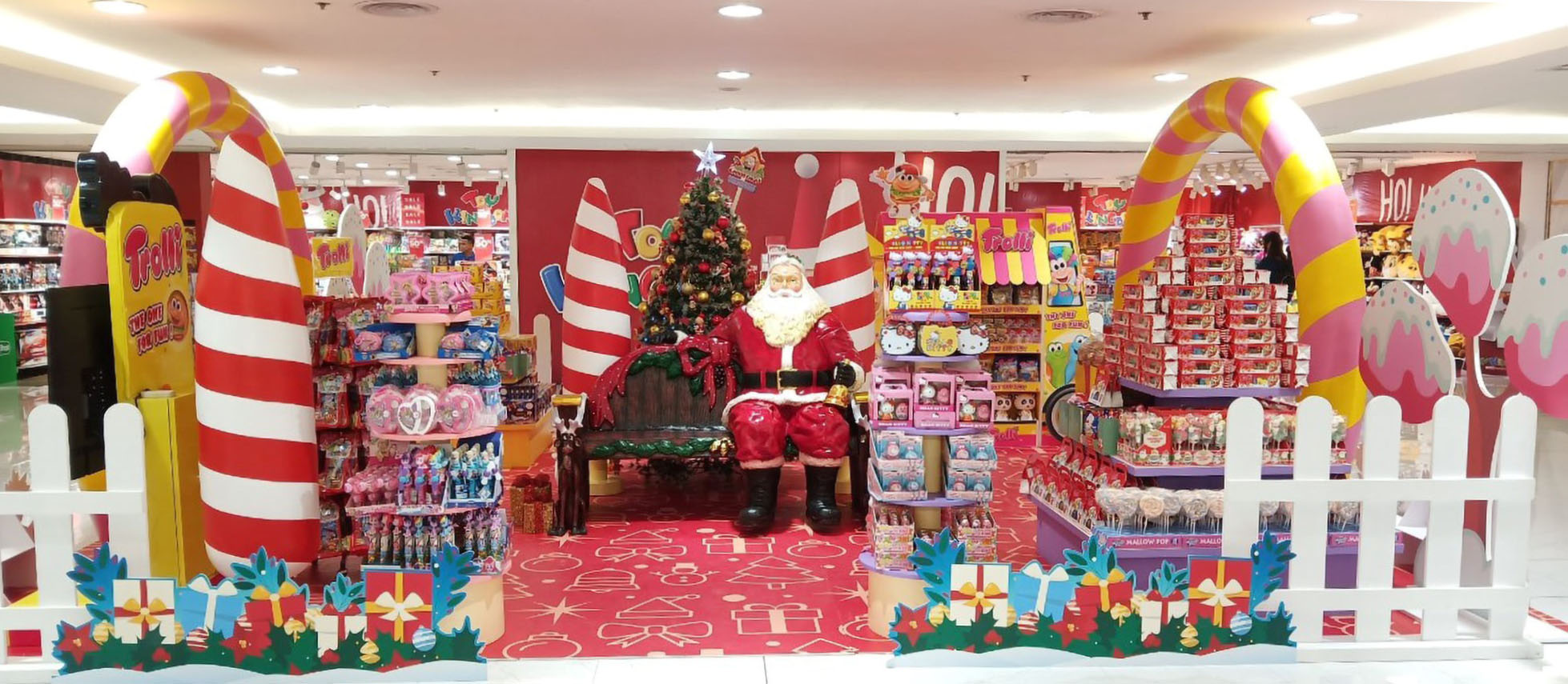 Candy Land in SM Makati