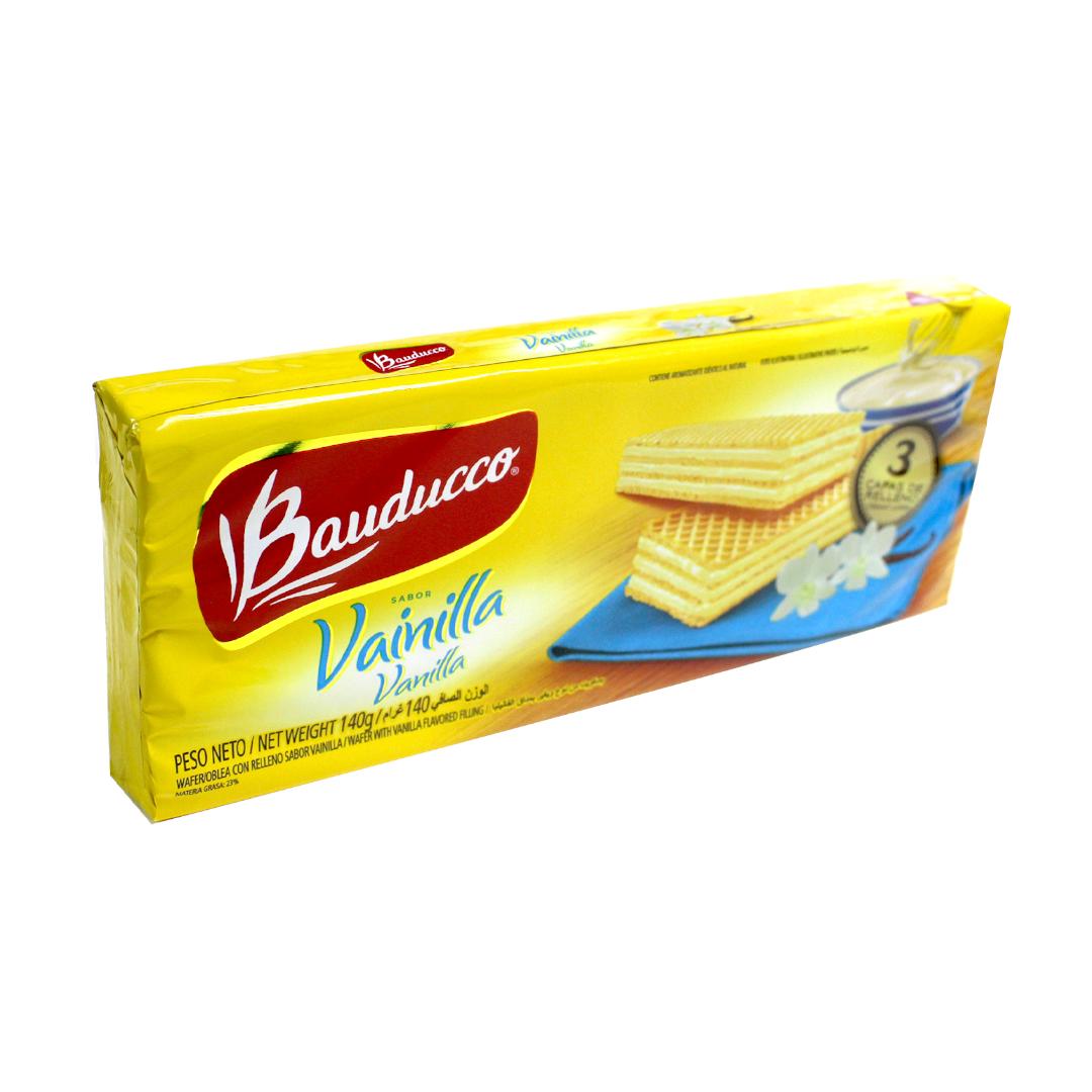 Bauducco Sabor Vanilla 140g