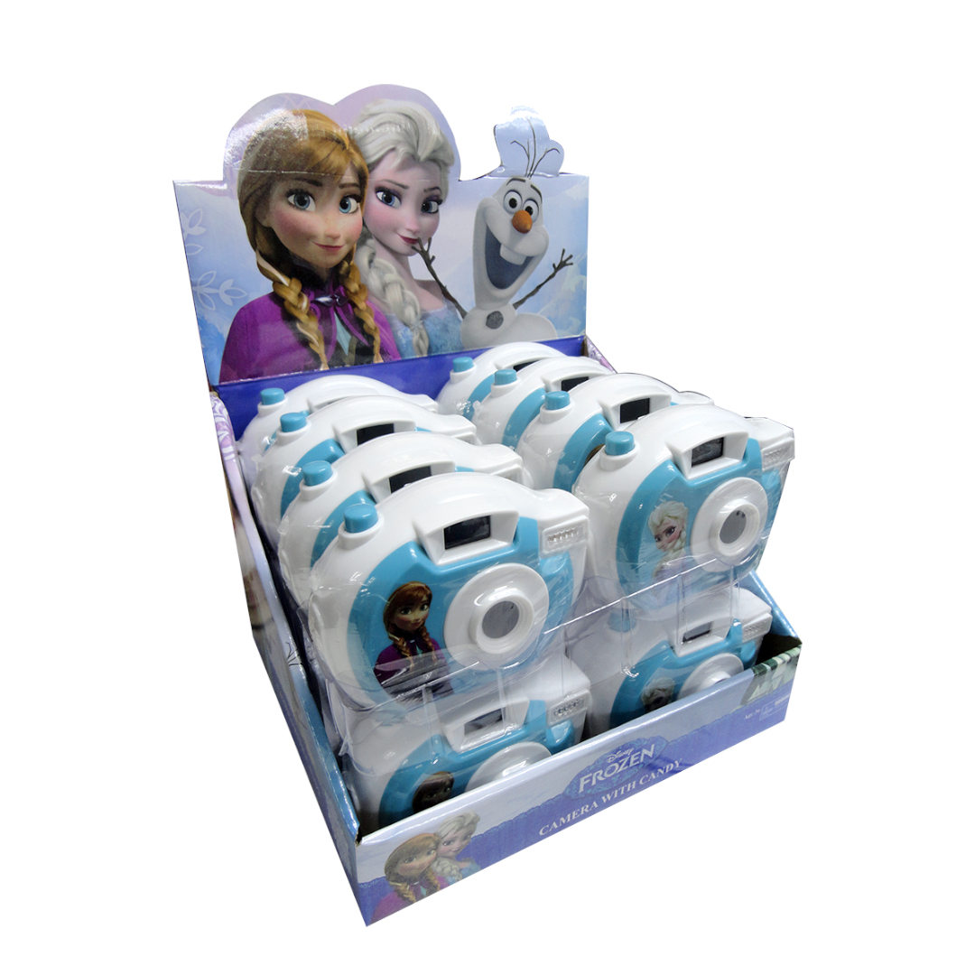 Disney Frozen Image Viewer plus Candy 5g Tray