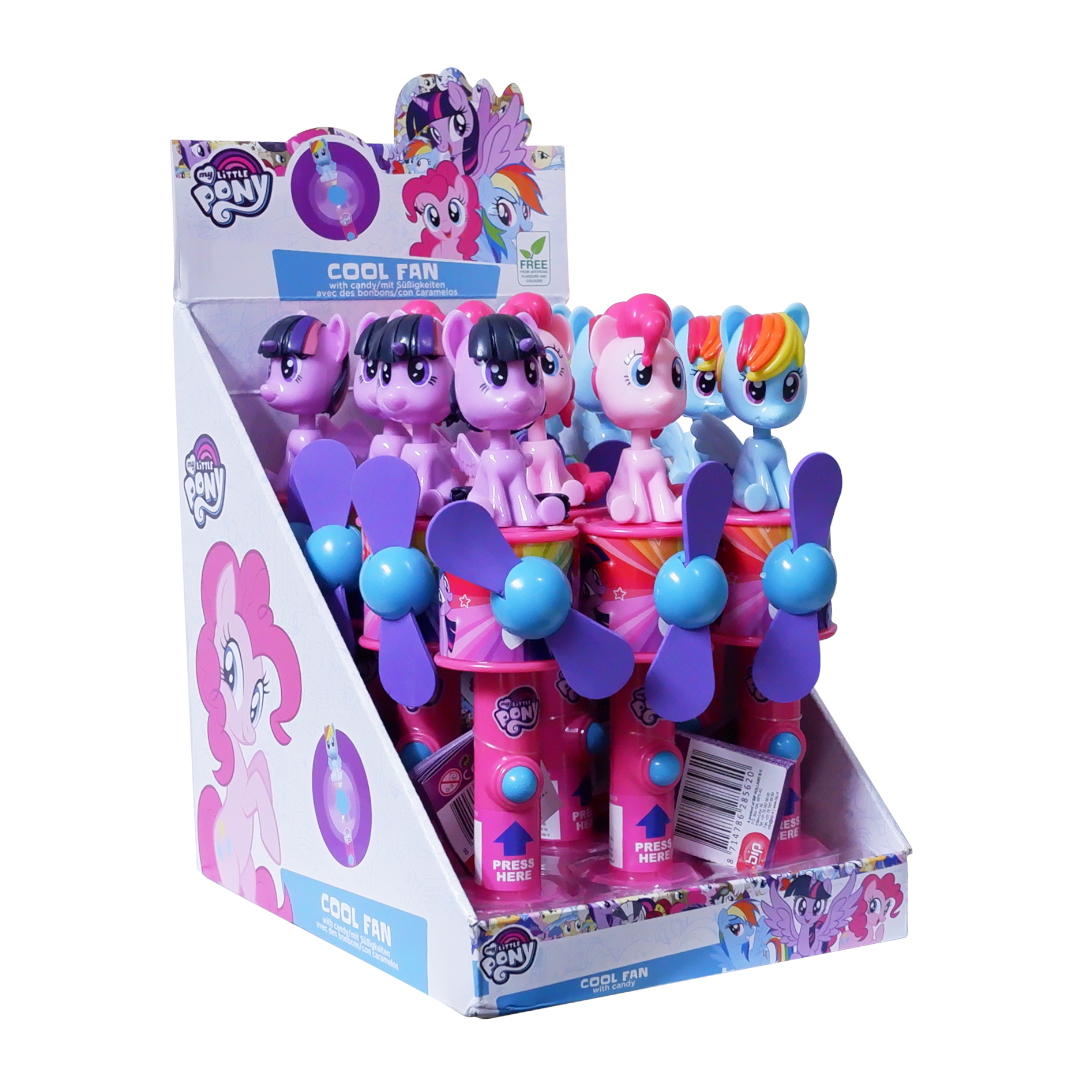 Juju Cool Fan 6g My Little Pony