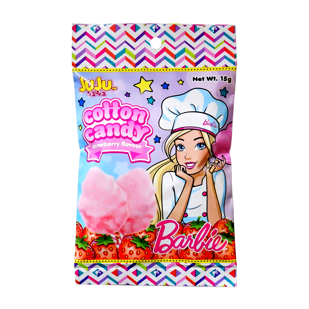 Juju Cotton Candy 15g Barbie