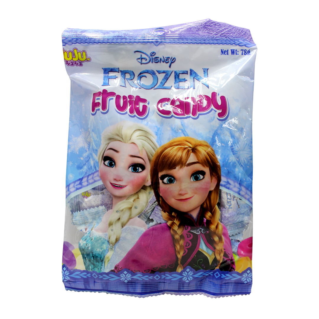 Juju Fruit Candy 78g Frozen