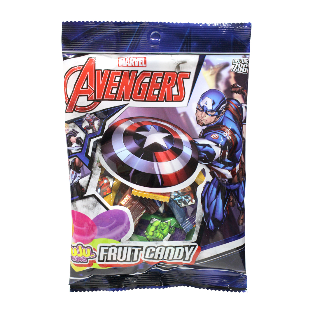 Juju Fruit Candy 78g Marvel