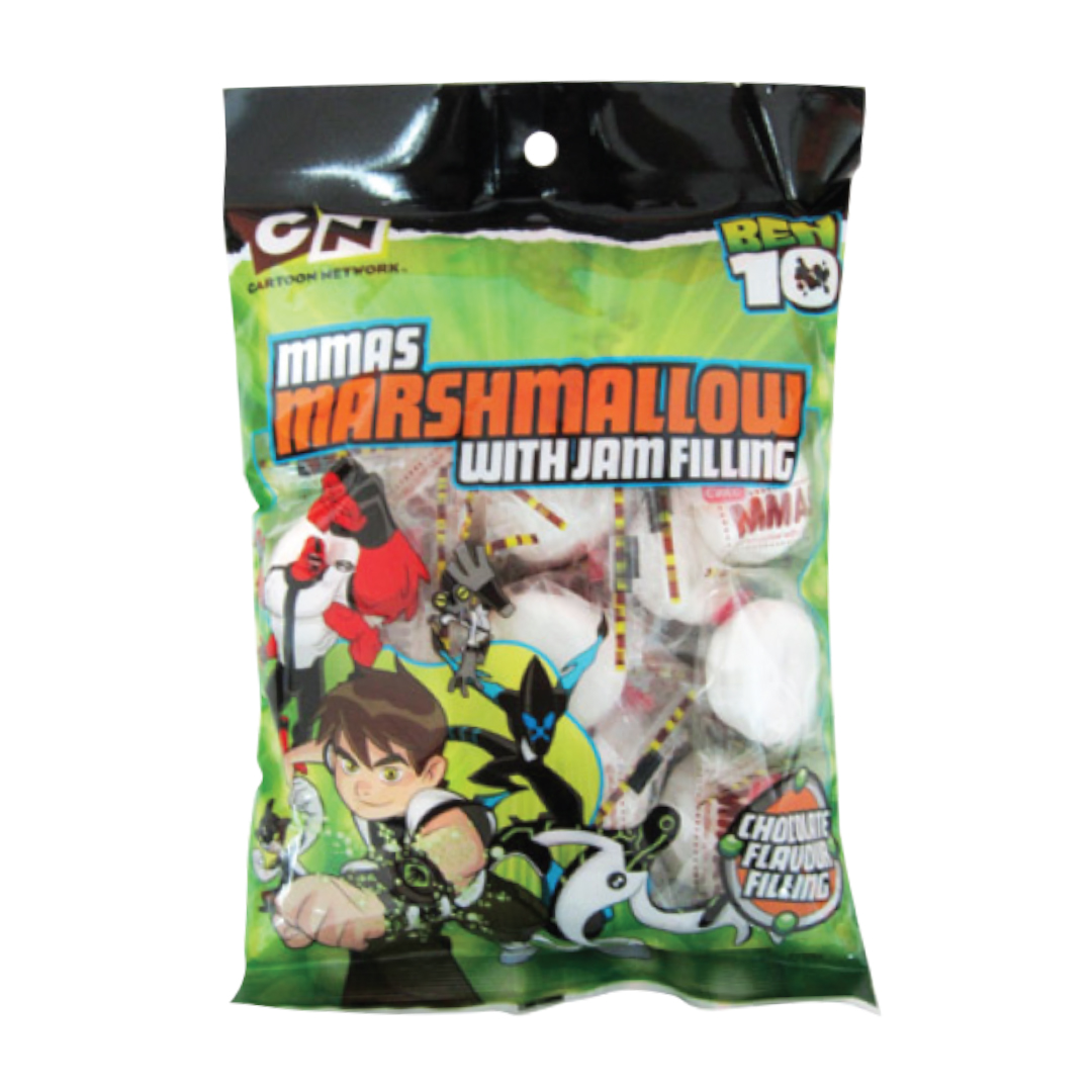 MMAS Marshmalow Chocolate Filling 100g