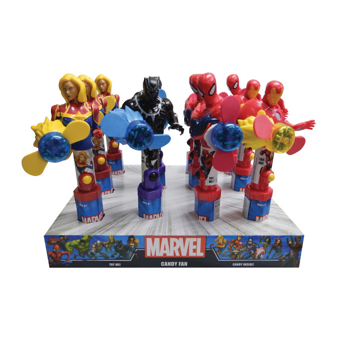 Marvel Candy Fan 15g