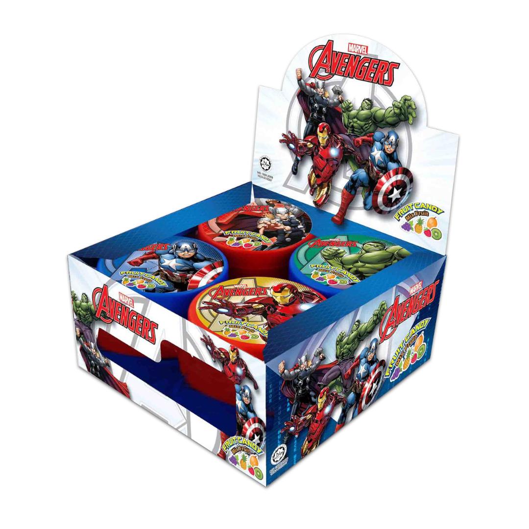 Marvel Fruit Candy 30g