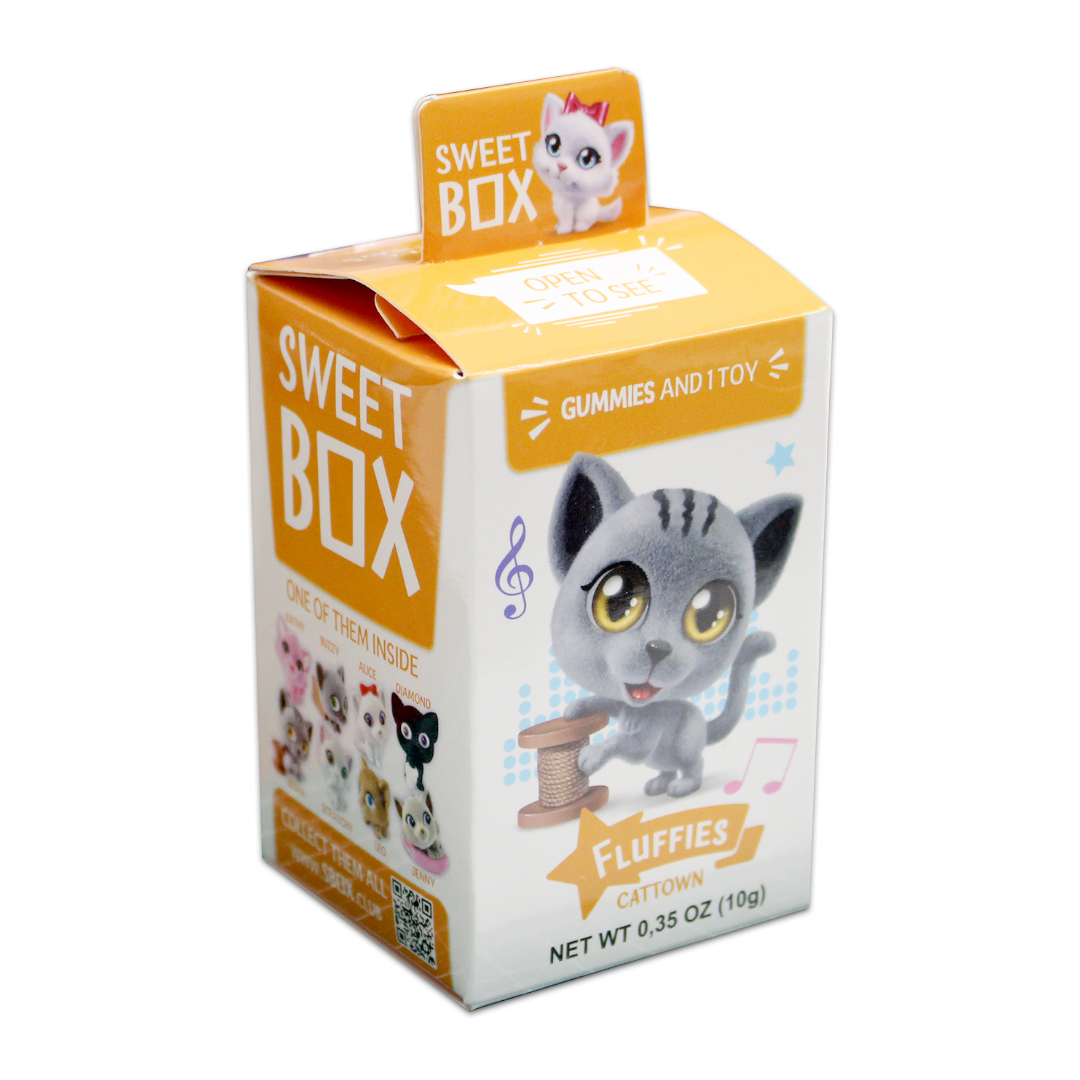 SweetBox Cat Town