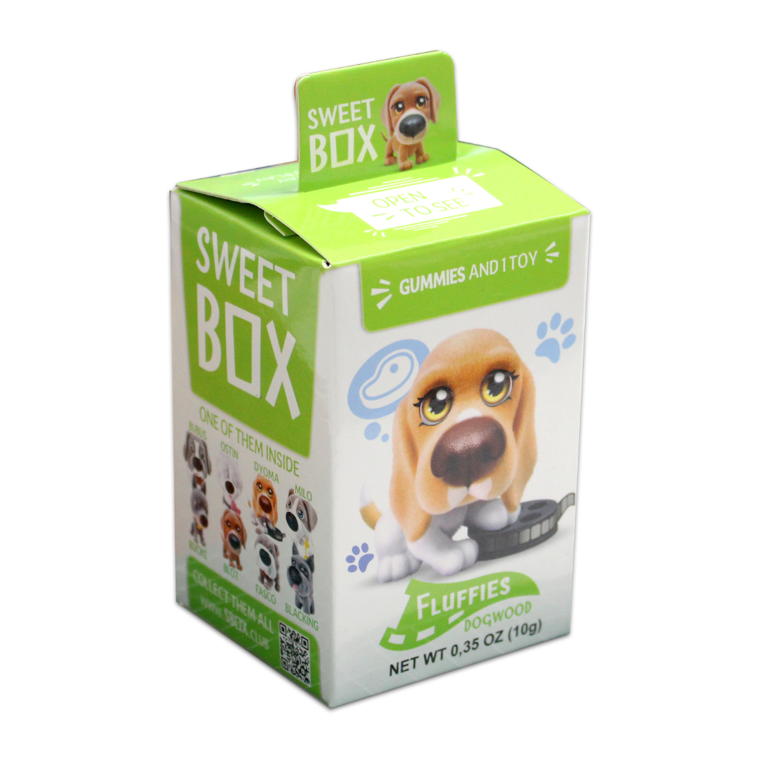 SweetBox Dog Wood