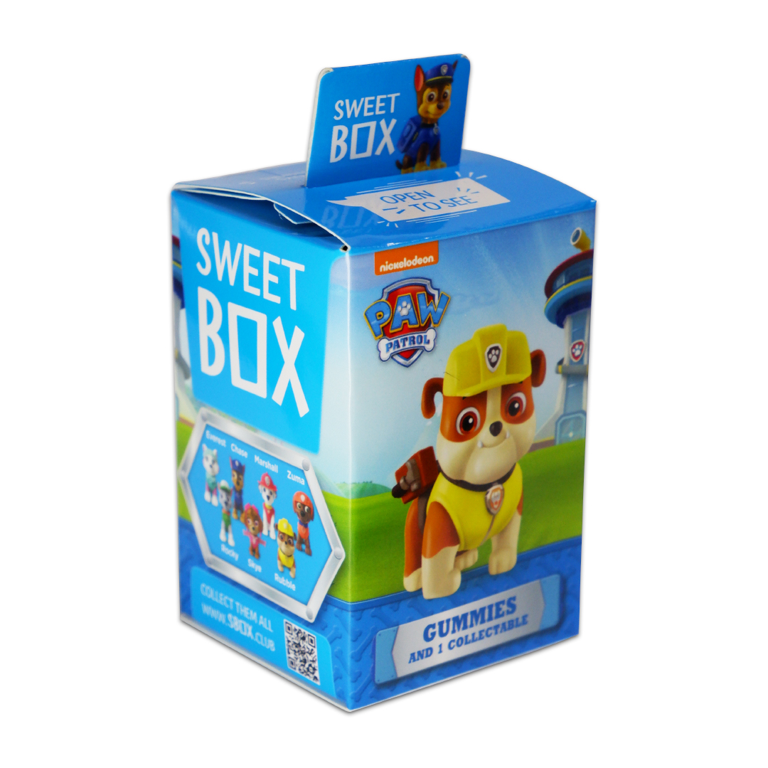 SweetBox Paw Patrol