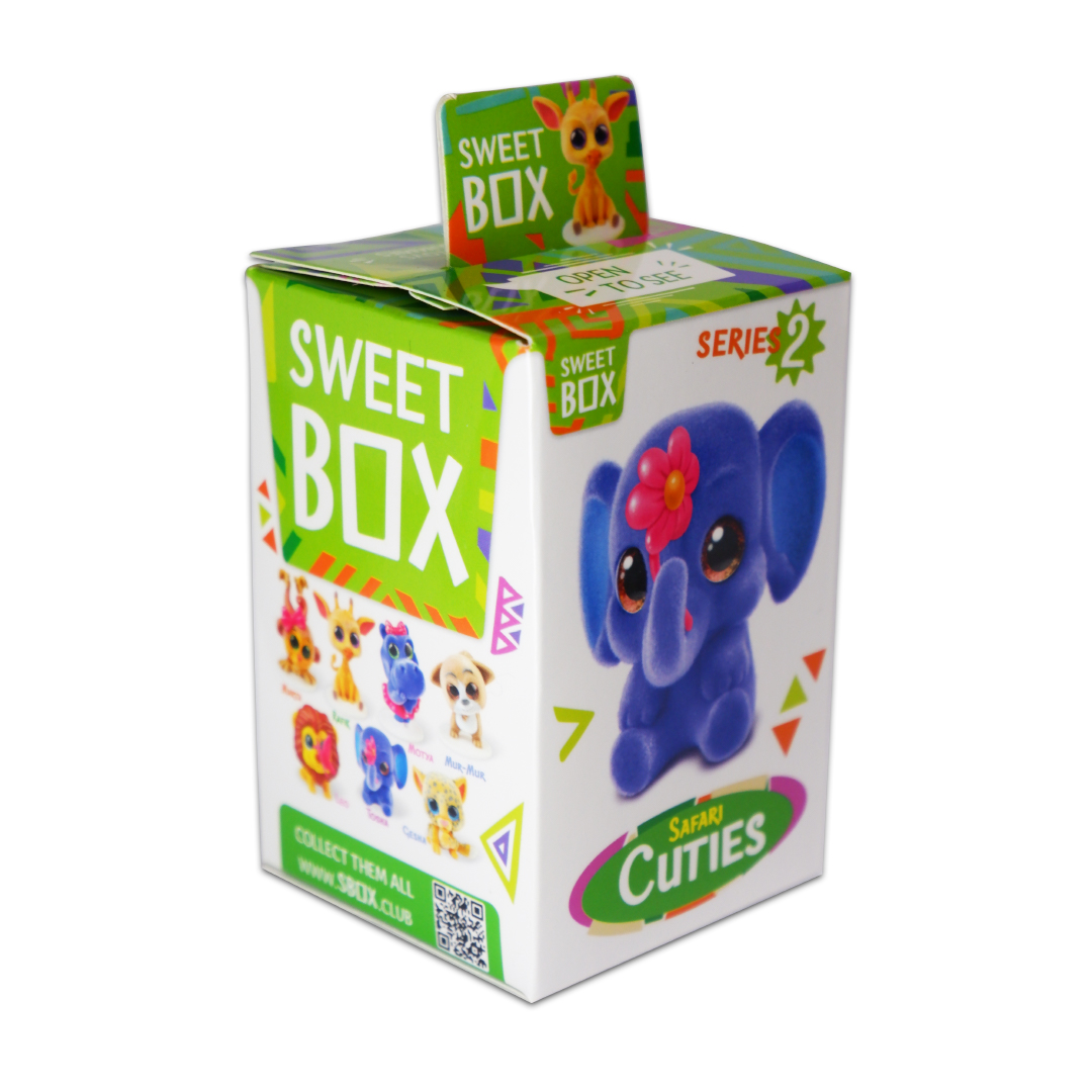 SweetBox Safari