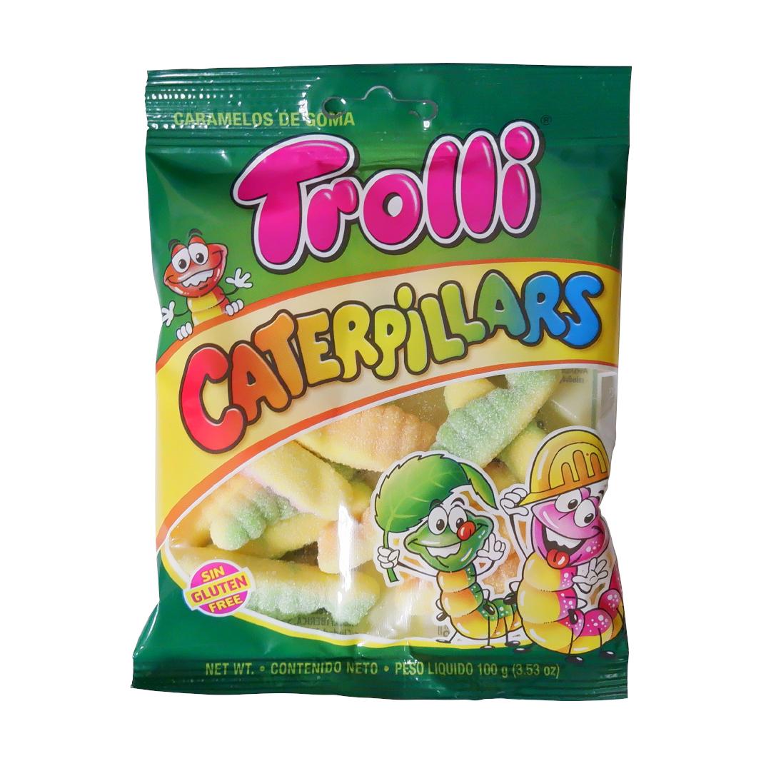 Trolli Caterpillars 100g