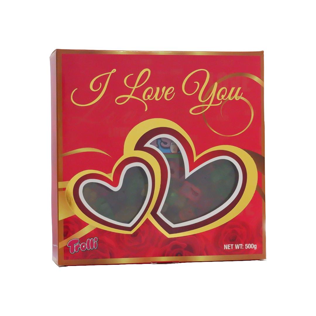 Trolli Classic Bears 500g Valentines Box