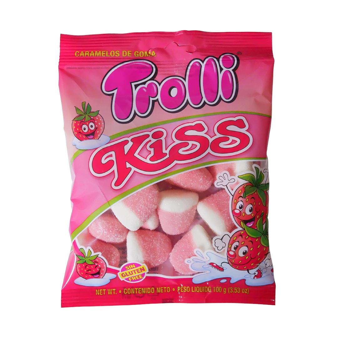 Trolli Kiss 100g