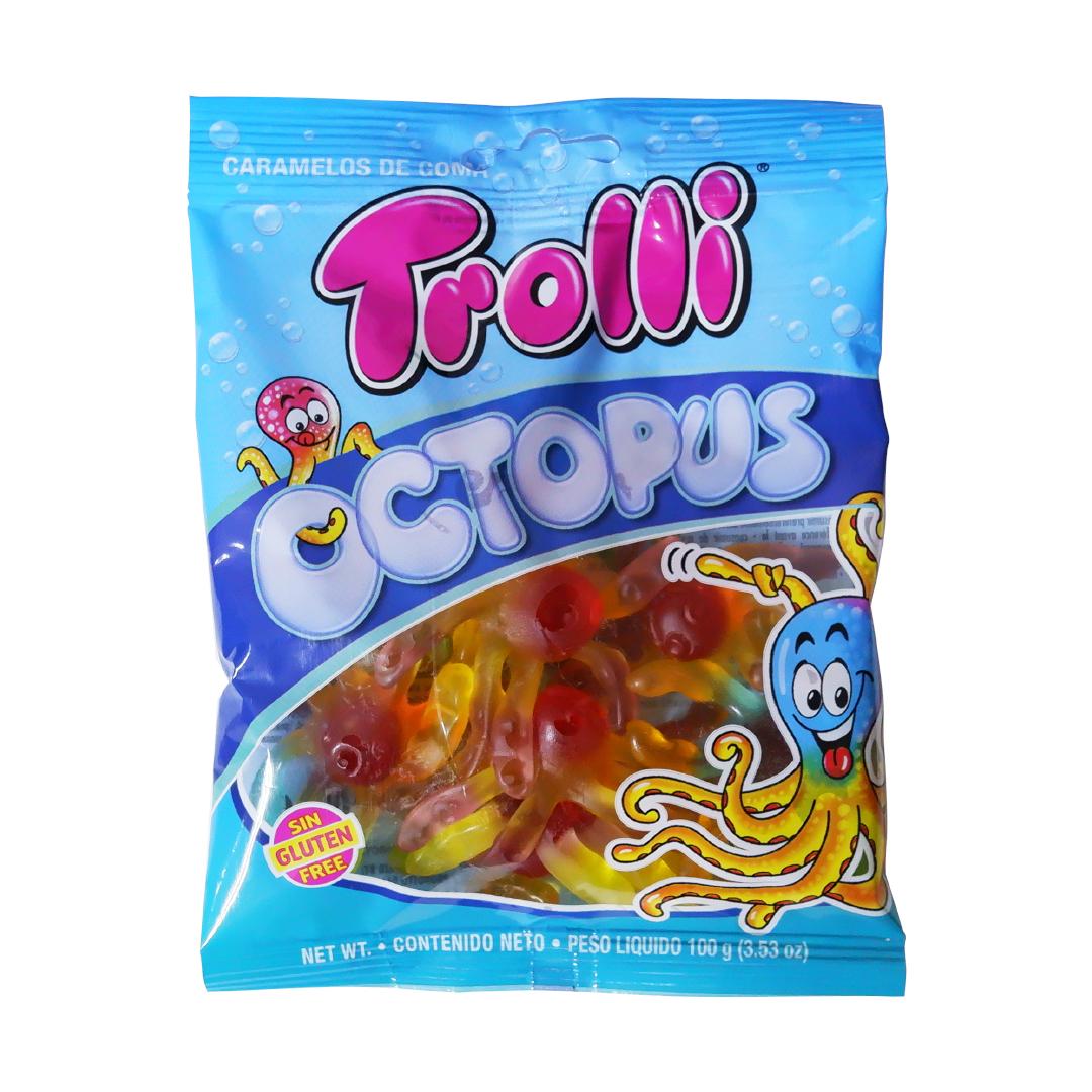 Trolli Octopus 100g