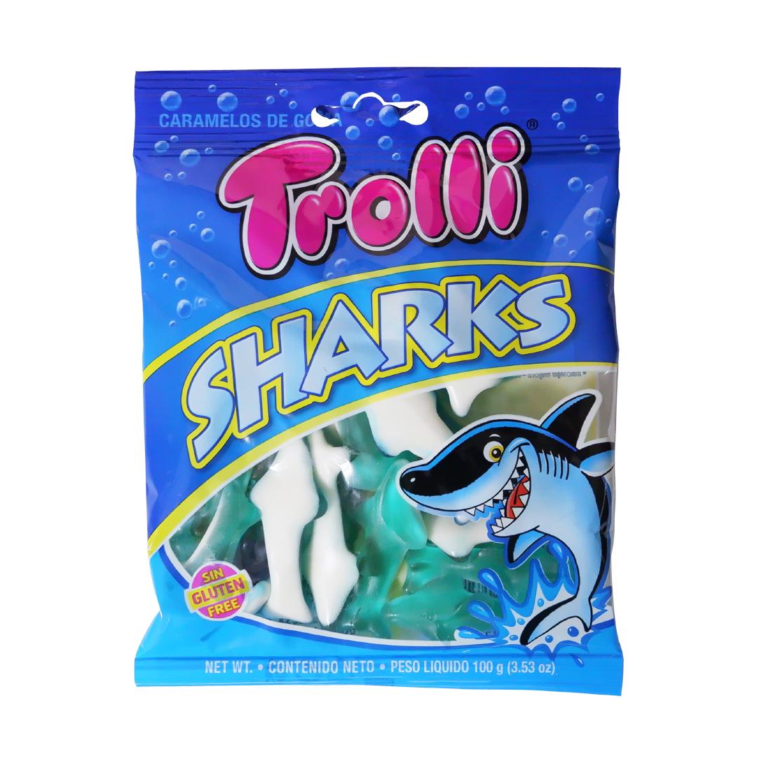 Trolli Sharks 100g
