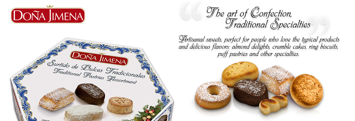 Doña Jimena Product Page Banner