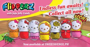 Hello Kitty Collectible Flipperz