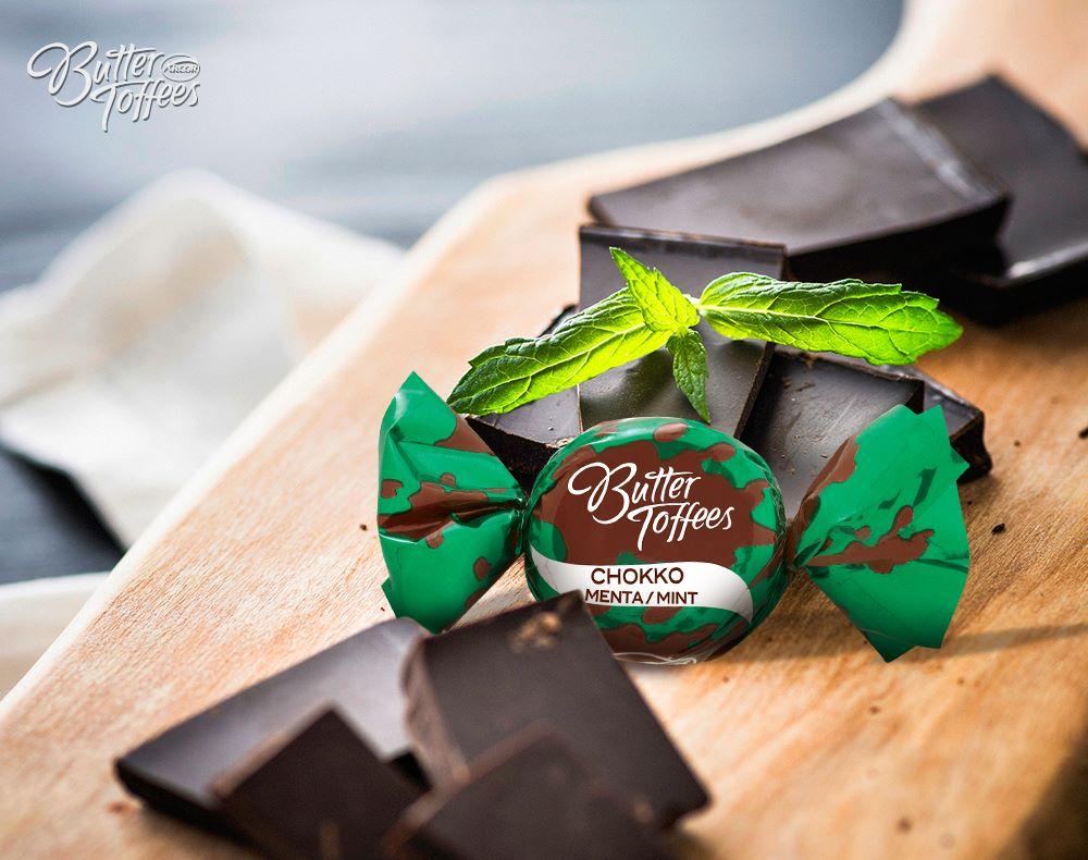 Chokko Mint Toffee